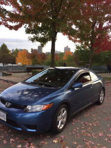 Honda Civic coupe LX 2008 (OBO) - $6600