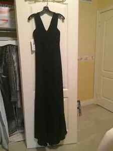 THEIA couture silk dress - new with tags - size 2