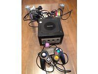 Nintendo GameCube with 6 games