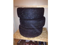 215 45 r17 17 inch car tyre like new 3 available no damage lexus is200 bmw audi toyota mercedes vw