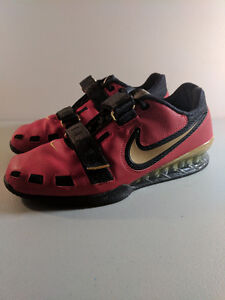 Nike Romaleos 2 Weightlifting Powerlifting Shoes Size 12.5