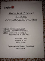 Annual Nickle Auction