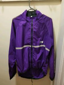 Vintage MEC cycling jacket