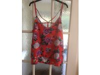 Oasis size 12 cami