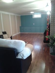 South Windsor 2Bedroom  Basement Apartment 4 Rent
