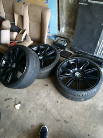 """19"""" BMW wheels"""