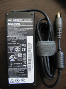 Original Lenovo power adapter T60 T61 T400 T410 T420 SL500