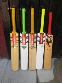 Brand New Junior Cricket Bats - GM, Gray Nicolls, Puma