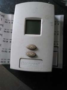 Elrctronic thermostat