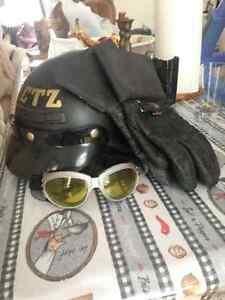 casque de moto et accessoirs