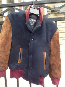 Cool Suede Jacket - came with a worn look to start with :)