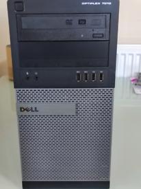 Dell optiplex 7010 mini tower i5 3.1 GHz ,16gb ram