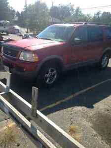 *Certified* 2002 Ford Explorer XLT 4x4