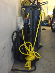 E One Grinder Pump for Septic System Prince George British Columbia image 2