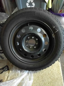 "excellent snow tires 15"" with rims"