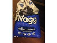 Wagg dried dog food