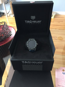 Montre tag heuer connected