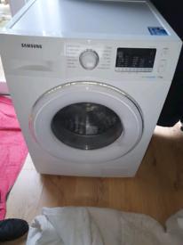 Samsung ecobubble 7kg white washing machine, free delivery