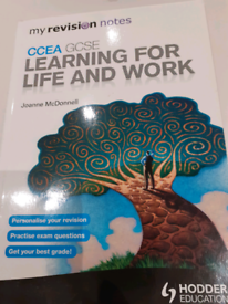 CCEA GCSE revision guide Learning for Life a d Work
