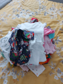 FREE baby girl clothes 12- 18 months