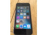 Apple iPhone 5 16gb on O2