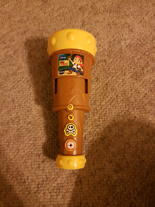 Jake and the pirates vtech telescope