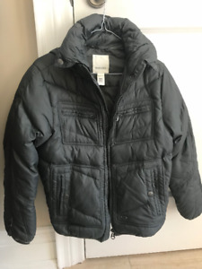 DIESEL Boys Large Like New Down Filled Coat