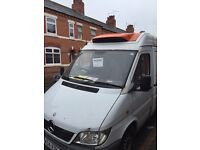Mercedes Sprinter 311 CDi 2004 (04) reg with freezer (Sold)
