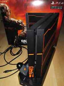 PS4 1TB Black Ops 3 Limited Edition Windsor Region Ontario image 1