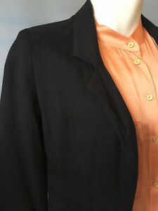 "Aritzia TALULA Black ""KENT"" BOYFRIEND Blazer, Sizes 0/XS and 4/S London Ontario image 6"
