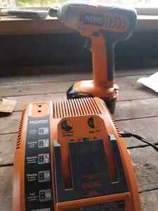 Ridgid Cordless Drill
