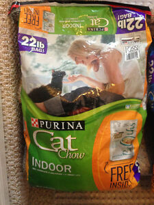 Purina Cat Chow Indoor Cat Food 22 lb. Bag