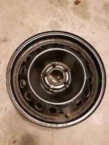 16''  rims- set of 4 with wheel covers Kingston Kingston Area image 1