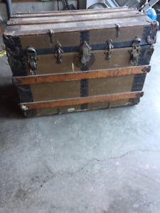 Neat Old Trunk