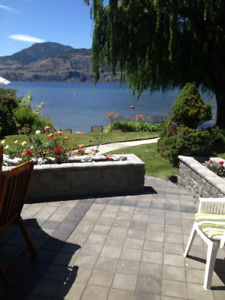 Lakeside Vacation Rental in Penticton BC