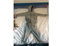 Toddler converse tracksuit