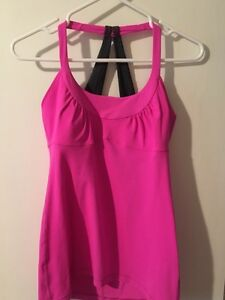 Lululemon Tops - Excellent Condition - sizes 4 & 6 Kitchener / Waterloo Kitchener Area image 2