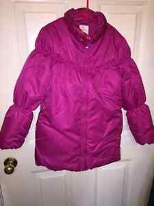 Girls winter coat Size 10/12