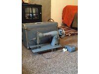 Vintage Jones d65 sewing machine like singer antique