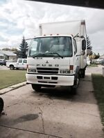 An owner operator with 5 ton truck looking for job