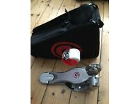 Gibraltar G Class Bass Drum Pedal Mint Very Little use!
