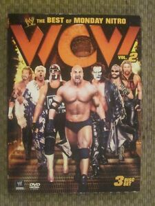 WWE WCW The Best of Monday Nitro Vol. 2