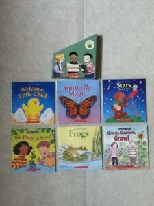 Early Reader Set of 6 Books