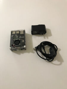 Raspberry Pi 3 Model B v1.2 with Case and Power Supply