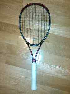 2 Head rackets 4 1/2 with 1 cover