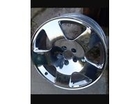 Alloy wheel polishing wanted