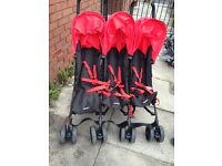 Triple OBABY Buggy