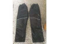 Mortorcycle trousers