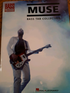Muse Bass Tab Book