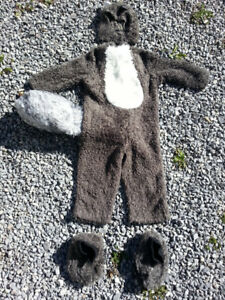 Adorable Squirrel Costume - Size 4 - $30